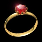 ルビーの指輪の意味は?どの指がおすすめ?