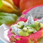 ドラゴンフルーツの美容効果抜群な食べ方についてまとめました