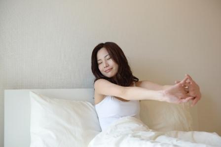睡眠不足とストレスの解消