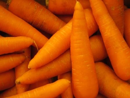 ビタミンAを含む緑黄色野菜